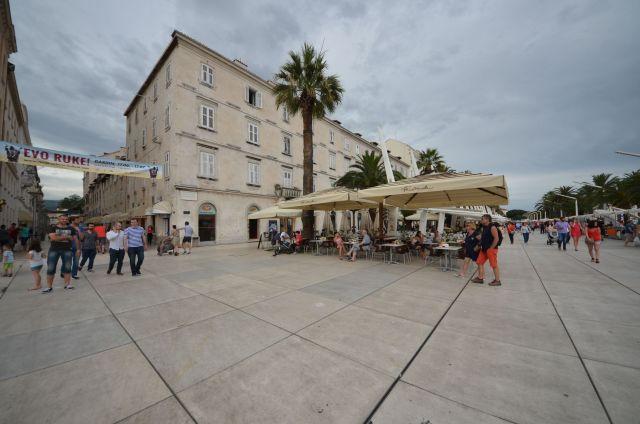 Riva (Split's promenade) - Split