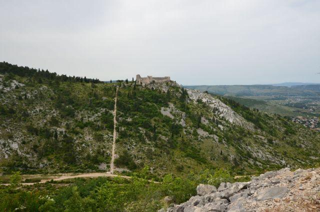 Château en Bosnie