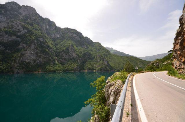 Pivsko Jezero - Monténégro