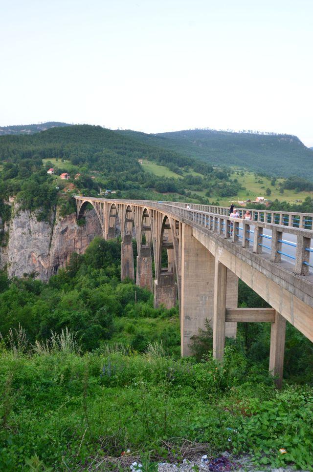 Pont Đurđevića - Monténégro