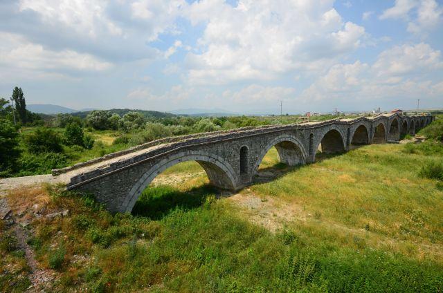 Pont des tailleurs - Gjakovë (Kosovo)