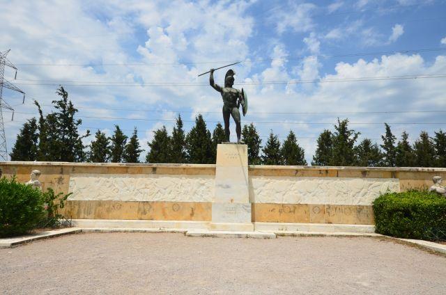 Monument de Leonidas & Sparta 300