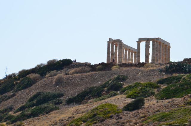 Temple de Poséidon - Cap Sounion