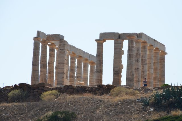 Temple de Poséidon - Cap Sounion