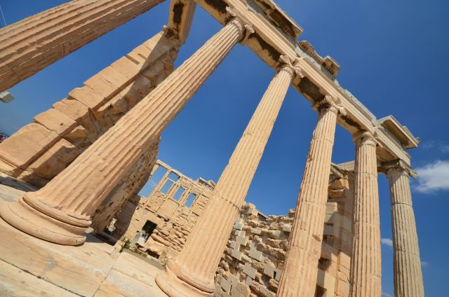 Érechthéion - Acropole