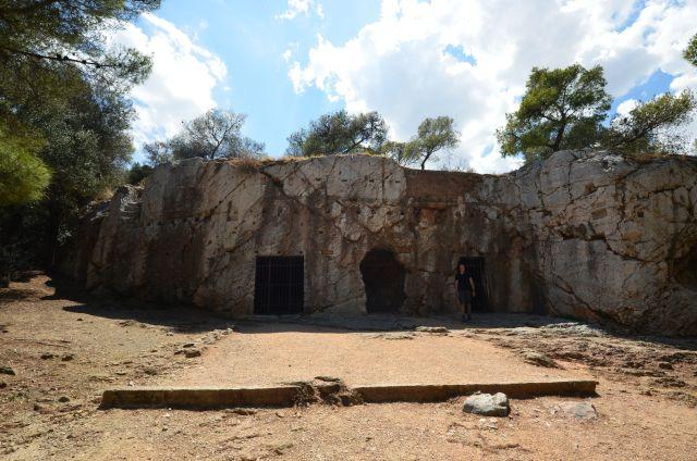 Deaf Man's Cave