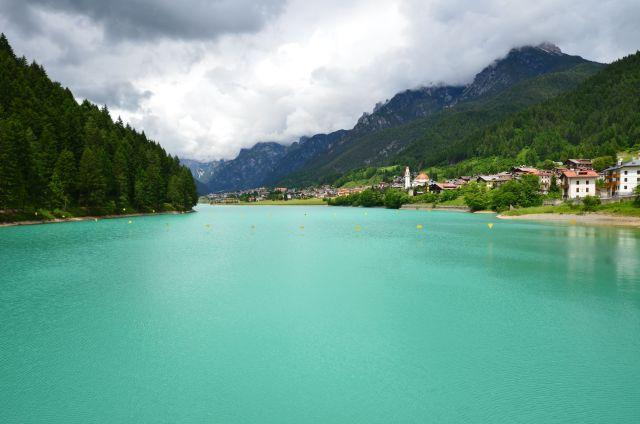 Lago (lac) di Santa Caterina - Villapicola