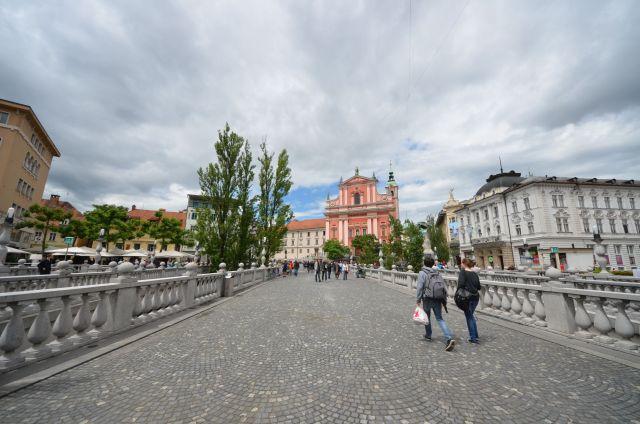 Trois Ponts (Tromostovje) - Ljubljana