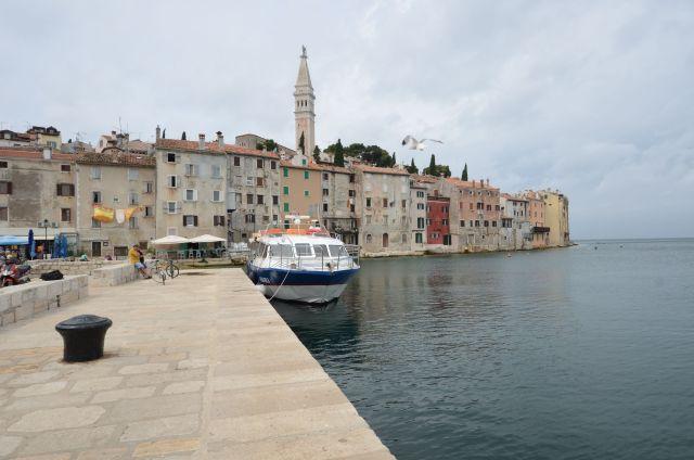 Rovinj de près - Croatie
