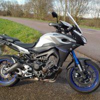 Essai longue durée : 10.000 kms en Yamaha MT09 Tracer, mon avis