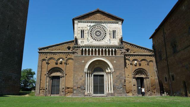 Eglise Saint-Pierre - Tuscania