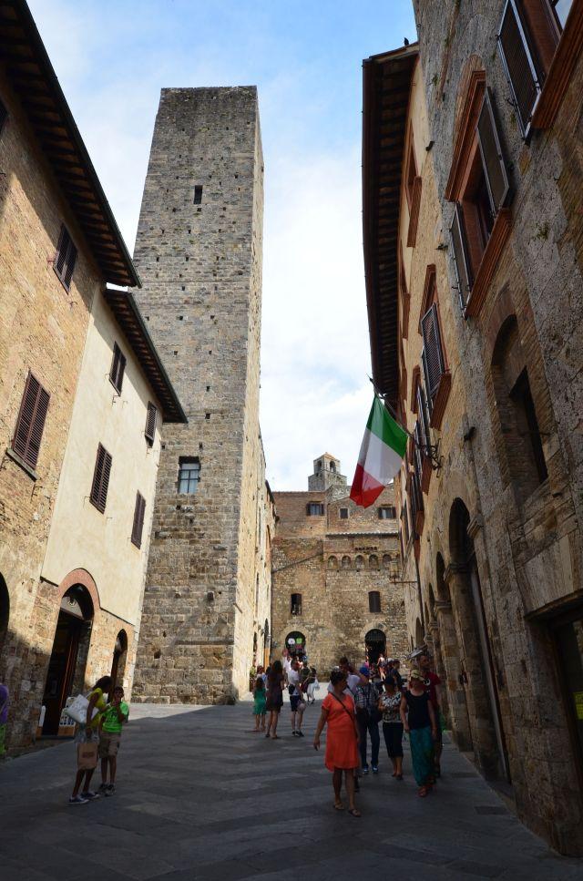 Via S.Giovanni - San Gimignano