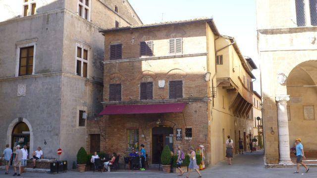 Pienza - Italie