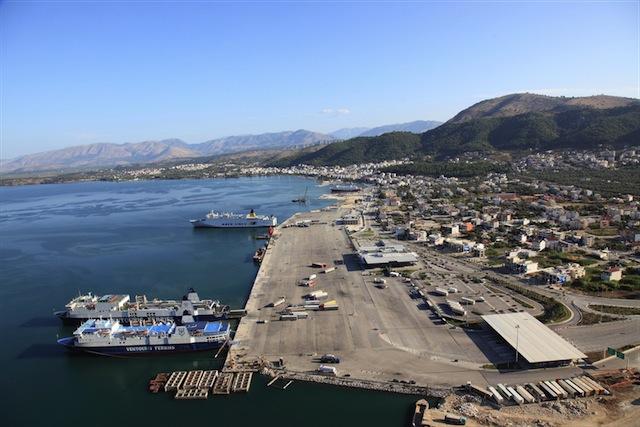 Port d'Igoumenitsa (Photo http://ec.europa.eu)