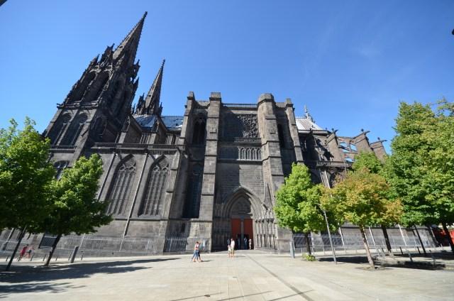 Cathédrale Notre-Dame-de-l'Assomption - Clermont-Ferrand