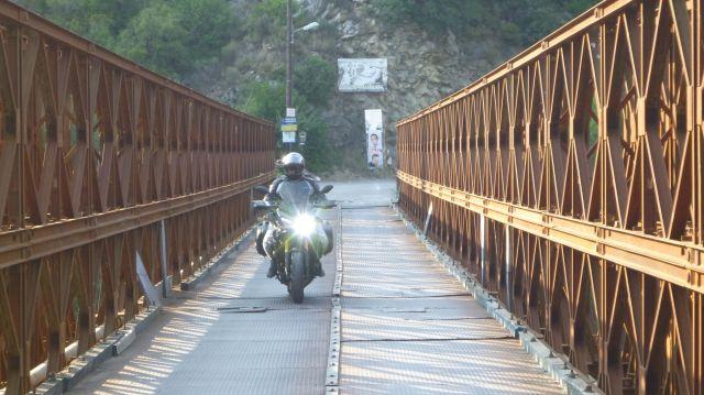 Pont à Nafpaktia - Grèce