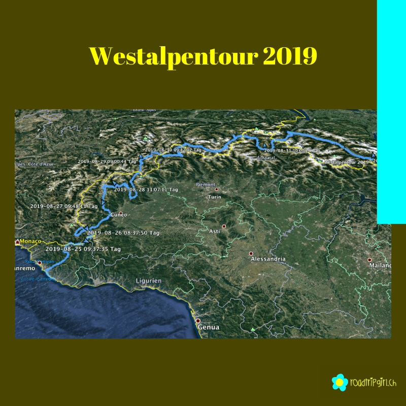 Westalpentour 2019