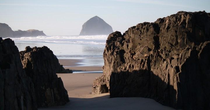 McPhillips Beach – Near Pacific City Oregon
