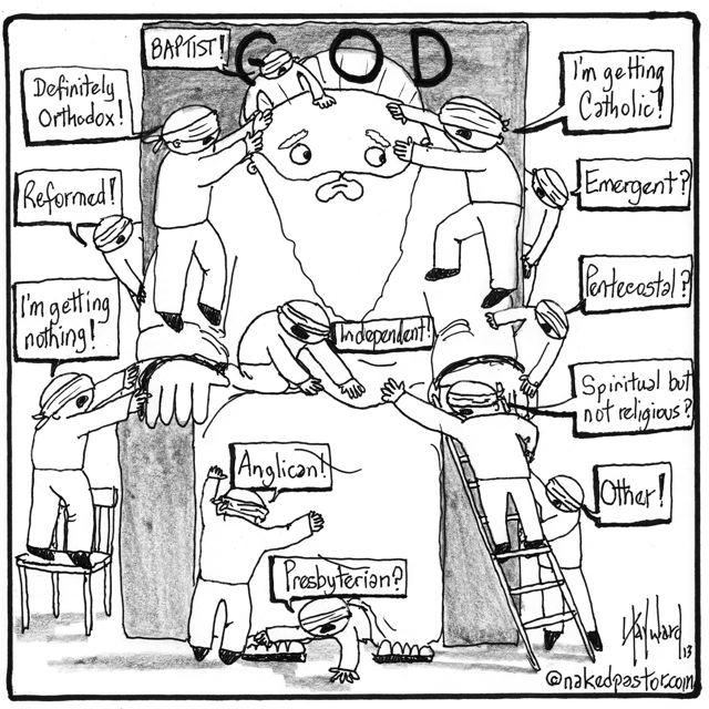 god-guessers