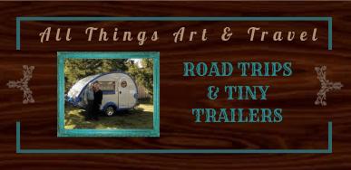 Road Trips Icon Branding Logo