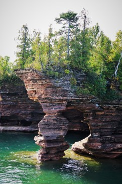 Pictured Rock Sea Caves WI