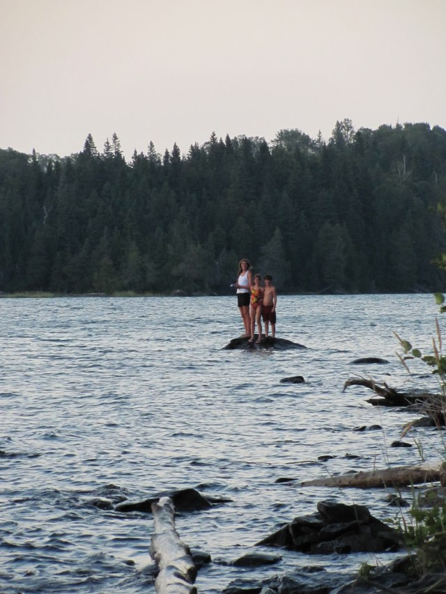 Lane Cove in Isle Royale National Park