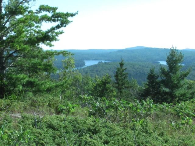 Views From the Greenstone Ridge Trail