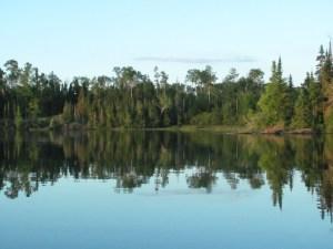 Moskey Basin Isle Royale National Park