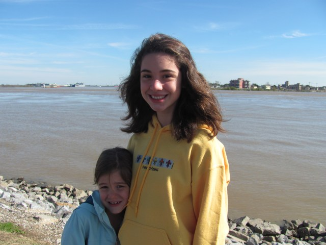 New Orleans With Kids: The Mighty Mississippi River