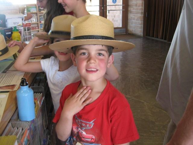 Colorado National Monument Junior Rangers