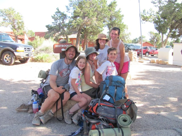 Grand Canyon Rim to Rim with kids: Grand Canyon Backcountry Permit-We Loved Hiking the Grand Canyon!