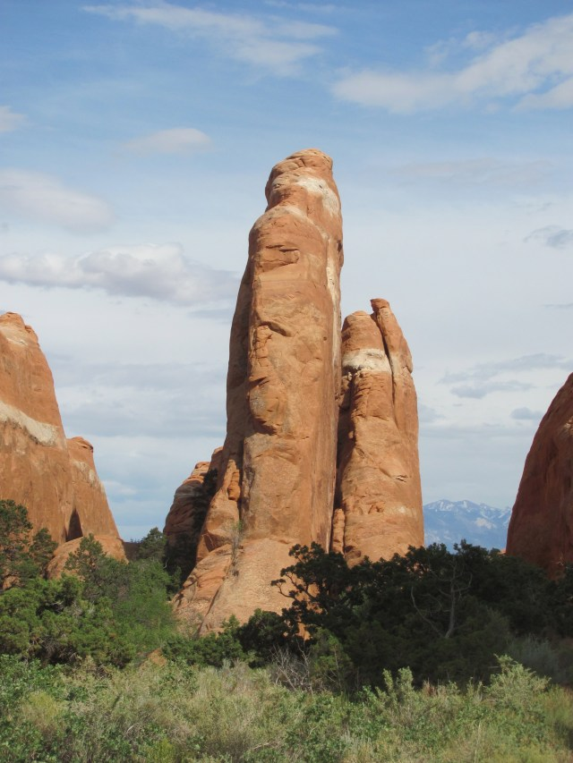 Arches National Park- Don't These Look Like Praying Hands?