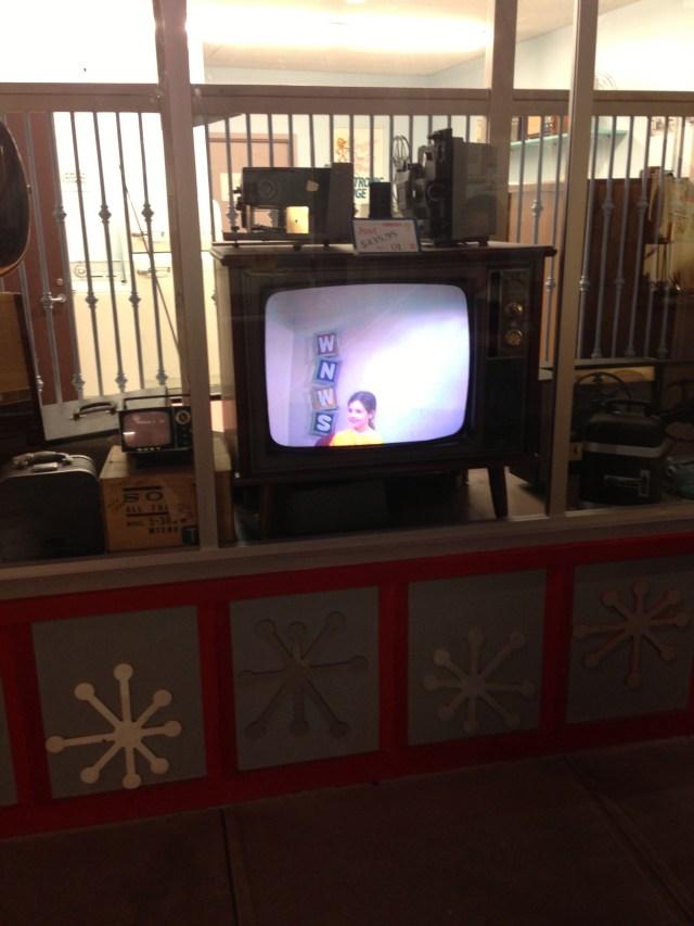 Television Reporter at Progress COSI