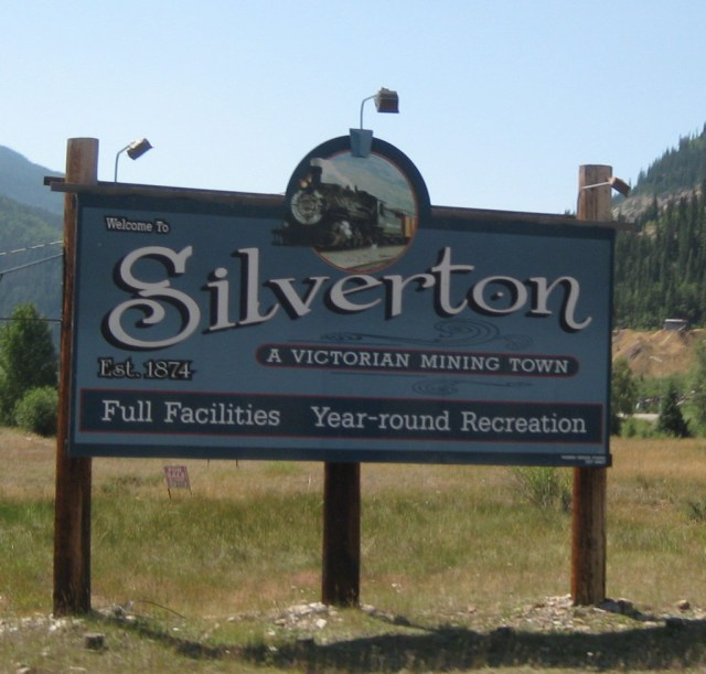 Silverton, CO Million Dollar Highway