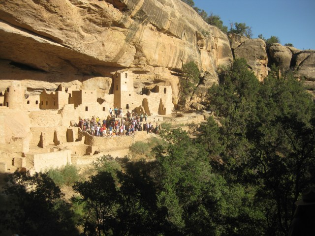 Cliff Palace and Balcony House: Cliff Palace Tour Mesa Verde