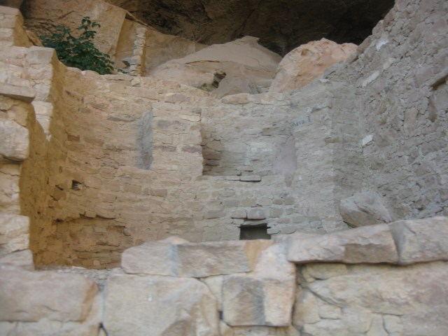 Mesa Verde: Cliff Palace and Balcony House