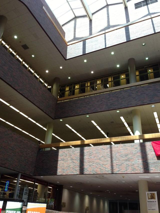 Main Library of Cincinnati