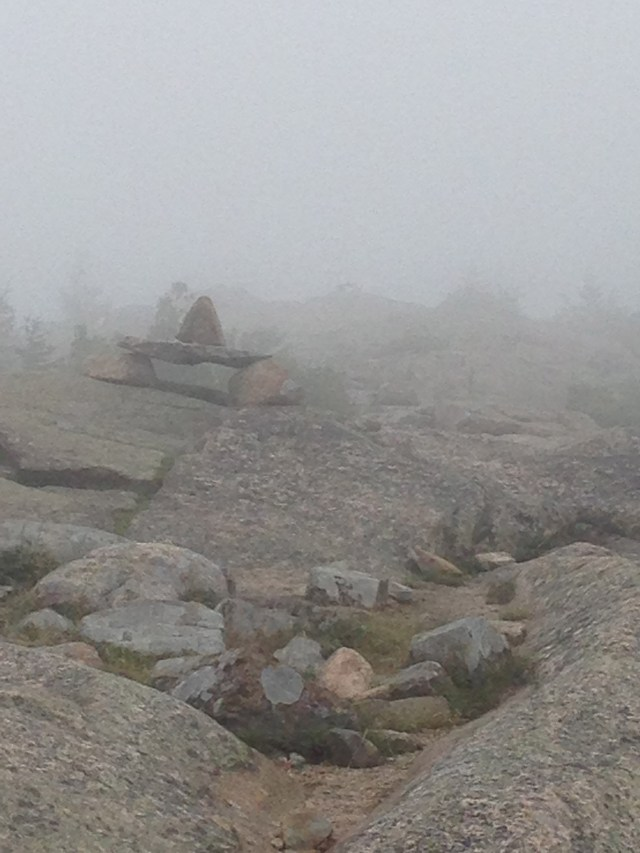 Climbing Cadillac Mountain With Kids : South Ridge Trail on Cadillac Mountain in Acadia National Park