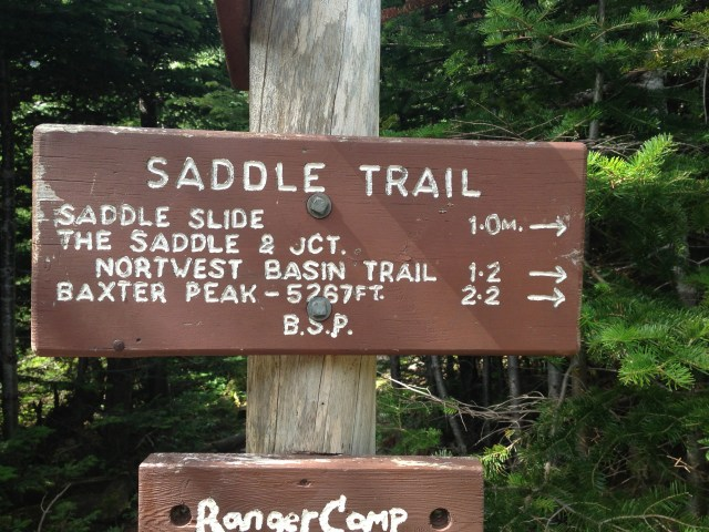 Climbing Mt. Katahdin: Saddle Trail in Baxter State Park