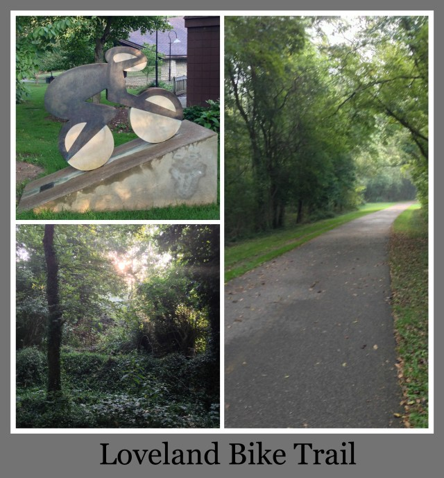 30 Days of Trails in Cincinnati: Loveland Bike Trail