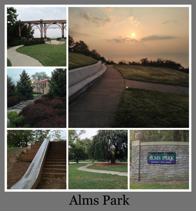 30 Days of Trails in Cincinnati: Alms Park