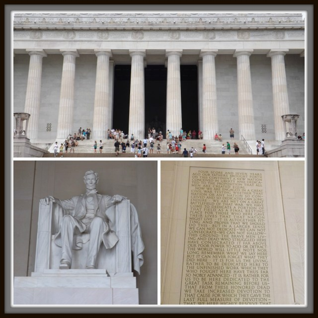 Washington D.C. in Only One Day: Lincoln Memorial