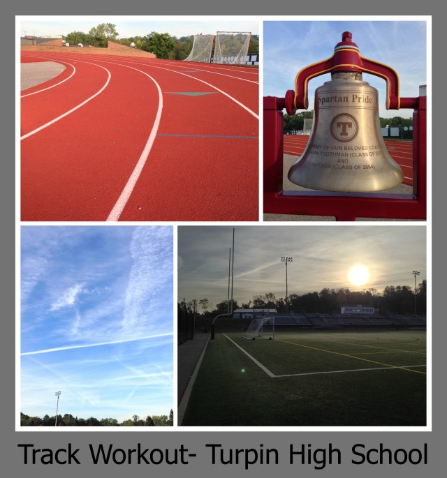 30 Days of Trails in Cincinnati: High School Track