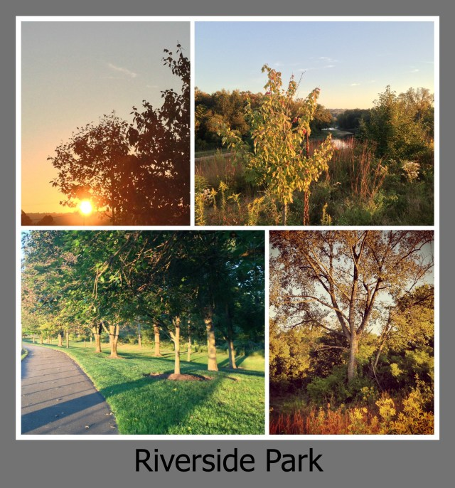 30 Days of Trails in Cincinnati: Riverside Park