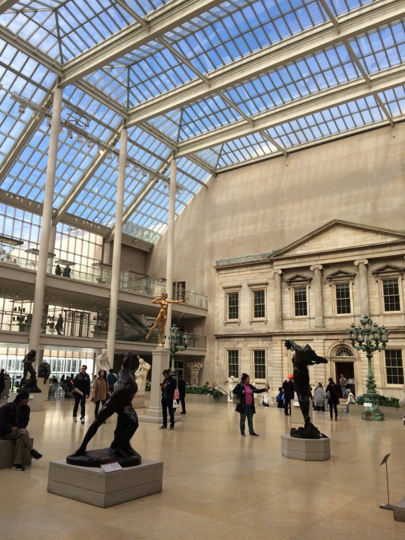 Save money in New York City- Metropolitan Museum of Art