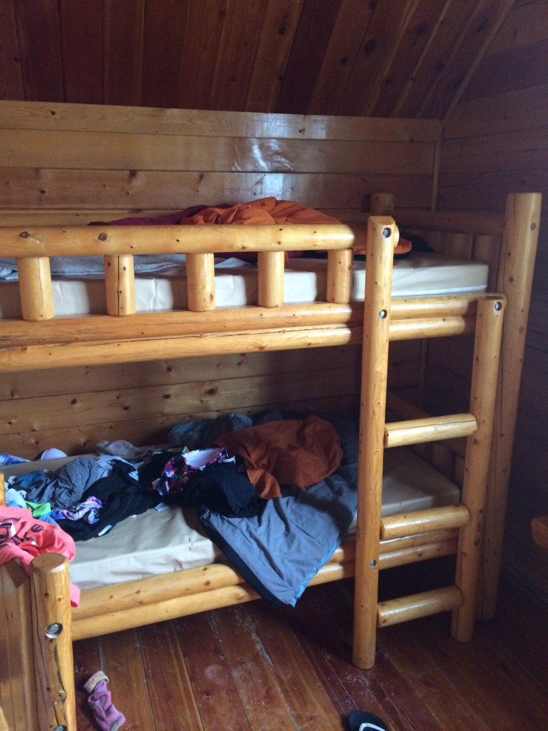 Carlsbad KOA Camping Cabin