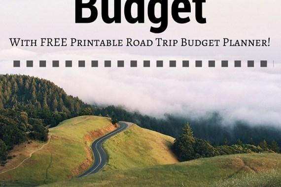 Free Road Trip Budget Planner