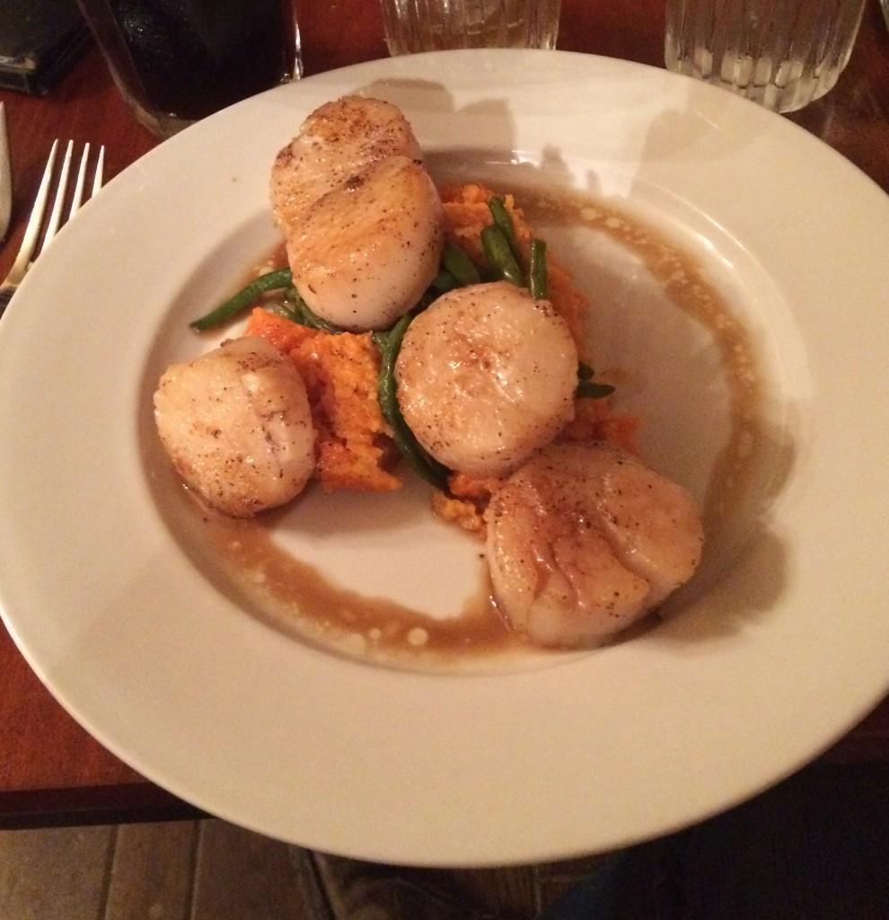 Dinner at Murphin Ridge Inn