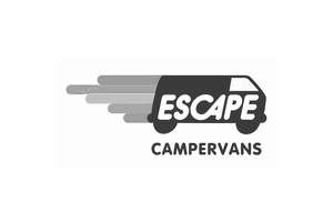 Escape campervans logo