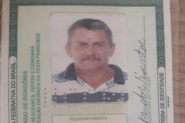 Idoso morador de Cacoal é encontrado morto na zona rural de Nova Brasilândia